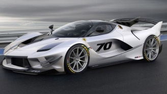Need A New Car? How About A Barely-Used 1,036 HP Ferrari FXX K Evo Hypercar That's Up For Sale