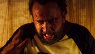 The First Trailer For Action-Horror Film 'Mandy' Showcases Nicolas Cage At His Crazy Best