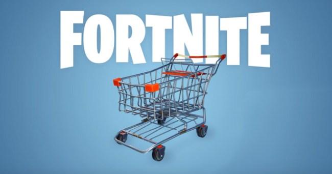 Fortnite Shopping Cart Memes Best