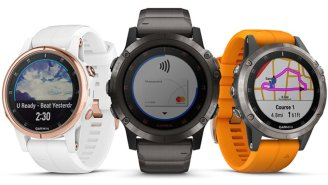 Garmin Unveils New Rugged Fenix 5 Plus Smartwatches Have Tons Of Features And Made For Adventurers