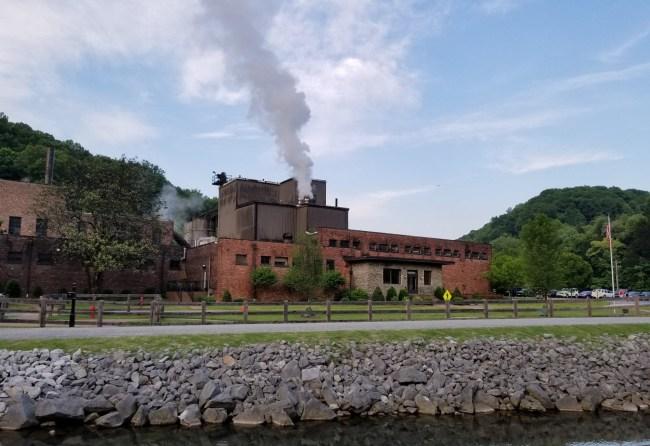 George Dickel Whisky Distillery Cascade Hollow