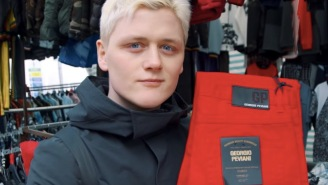 This Dude Faked His Way Into Paris Fashion Week Using Knock-Off Designer Jeans And People Ate It Up