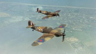 700-HP Eagle Squadron Mustang GT Honors American Pilots Who Defended Britain In World War II