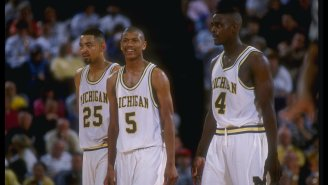 Chris Webber And Jalen Rose Are Beefing, Still Hate Each Other After All These Years