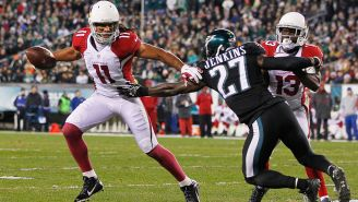 Larry Fitzgerald Reveals Insane Trade To The Eagles That Nearly Went Down Years Ago