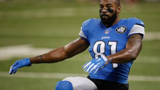 Calvin Johnson Says There's No Chance He Makes NFL Return Because Of How Badly Messed Up His Ankles Are