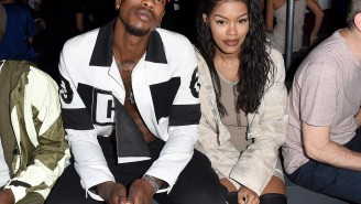 Teyana Taylor Is All About Threesomes With Husband Iman Shumpert, A Very Lucky Man