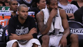 Spurs Fans Rip Tony Parker To Shreds After It's Revealed His Public Comments Further Damaged Team's Relationship With Kawhi Leonard