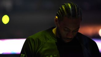 The Spurs Are 'Ready' To Move On From Kawhi Leonard, Prefer Trade With Celtics