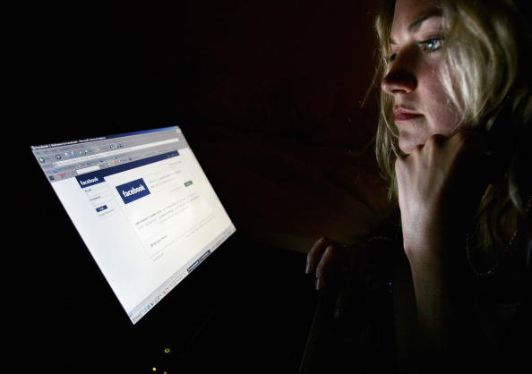 In this photo illustration a girl browses the social networking site Facebook on July 10, 2007 in London, England. Facebook has been rapidly catching up on MySpace as the premier social networking website and as of July 2007 was the secondmost visited such site on the World Wide Web. Started by 22 year old Harvard dropout Mark Zuckerberg, the website is responsible for 1% of all internet traffic and is the sixth most visited site in the USA.