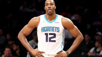 Dwight Howard's Charlotte Hornets Teammates Reportedly Hated Him And Were 'Sick And Tired Of His Act'