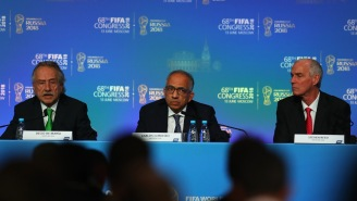Sports Business Report: United Bid Wins '26 World Cup but Revenue Projections Overstated