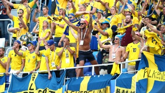 Swedish Fans Literally Drank A Russian Town Dry After Securing Its First World Cup Win Since 2006