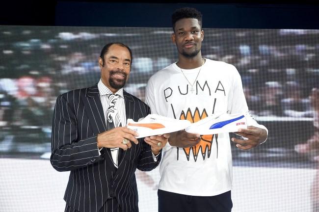 PUMA basketball deandre ayton