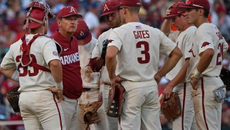 Arkansas Made A Head-Scratching Blunder That Could Ultimately Cost Them Their First College World Series Title