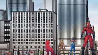 Size Chart Shows How Tall Every Marvel Character Is From Shortest To Tallest, From Ant-Man To Giant-Man