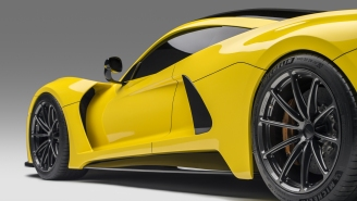 American Hypercar Company Hennessey Is Racing To Beat Koenigsegg, Bugatti And McLaren To 300 MPH