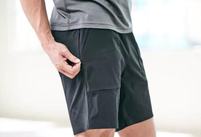 PROOF Highline Shorts athleisure for men