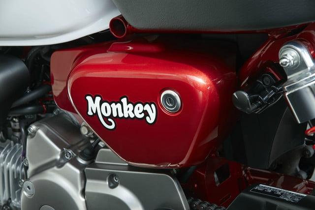 honda monkey motorcycle