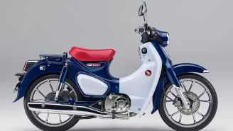 Honda Is Bringing Back Super Cub, The Best-Selling Vehicle Of All-Time, And It Looks Great