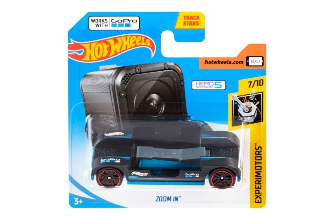 hot wheels gopro