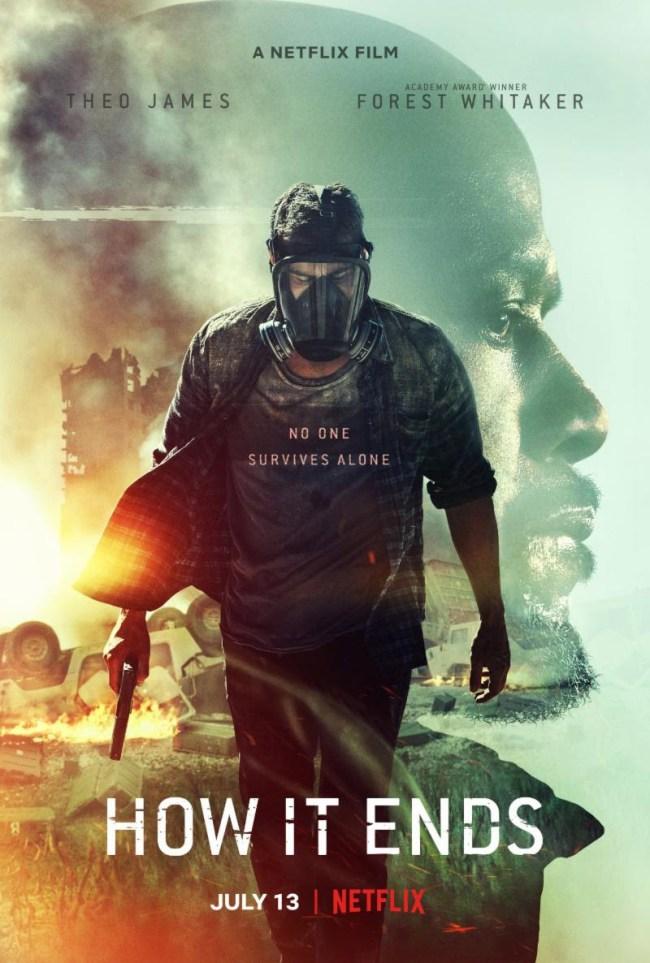 How It Ends Movie Trailer Netflix
