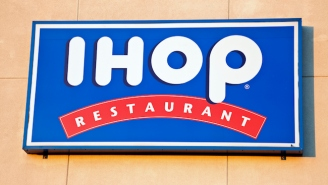 IHOP— Now 'IHob'—Has Finally Revealed What The 'B' In Their New Name Stands For