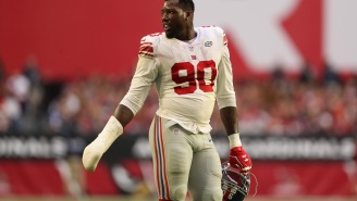 Jason Pierre-Paul Passed Up On $250,000 By Missing Tampa Bays OTAs To Work With His Trainer
