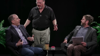 'Between Two Ferns' Has Returned And Zach Galifianakis Snagged Some Incredible Guests