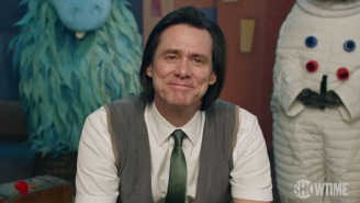 Jim Carrey Is A Sad Mr. Rogers In Showtime's TV Show 'Kidding'