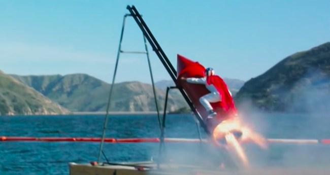 johnny knoxville jackass rocket stunt