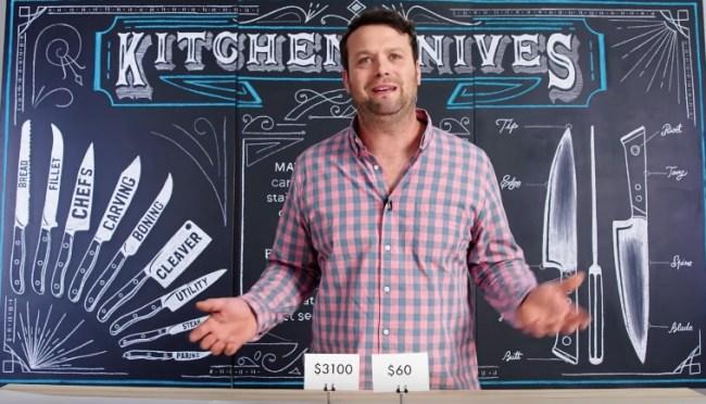 knife expert explains kitchen knives