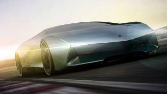 This Lamborghini Pura 2022 Electric Supercar Concept Is The Car Of The Future We Want Right Now
