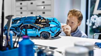 This New, Incredibly-Detailed LEGO Bugatti Chiron Is One Hypercar We Can Actually Afford To Own