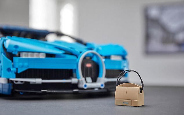 LEGO Technic Bugatti Chiron 9