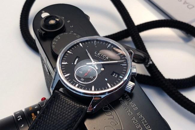 Leica L1 L2 watches