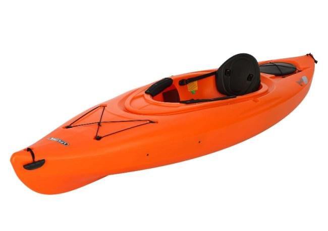 lifetime lancer 100 sit-in kayak