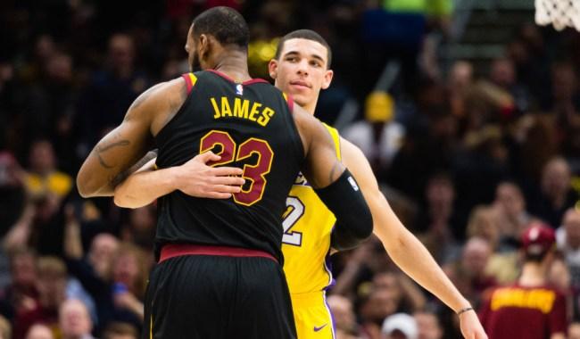 Los Angeles Lakers Favorites LeBron James