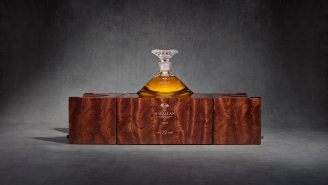 Macallan Unveils Their Oldest Whisky Ever, Aged 72 Years And Priced At $60,000