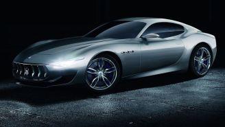 Maserati Touts Tesla-Killer Alfieri Concept Electric Car That Zooms 0-60 In Under 2 Seconds