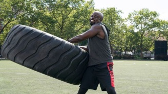Mike Colter, AKA Luke Cage, Shared Some Workout Tips For How He Maintains His Rock-Solid Physique