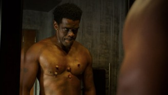 Mustafa Shakir Discussed How He Got In Shape To Play The Villain Bushmaster On 'Luke Cage'