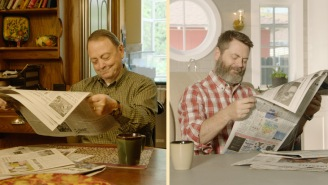 Nick And Ric Offerman Are Back With Some More Father's Day Moments To Remember