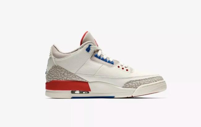 Nike Air Jordan 3 International Flight