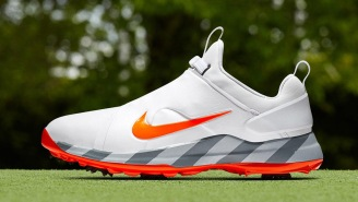 Nike Just Released Some Sick Limited Edition Tour Premiere PE Golf Shoes For The U.S. Open