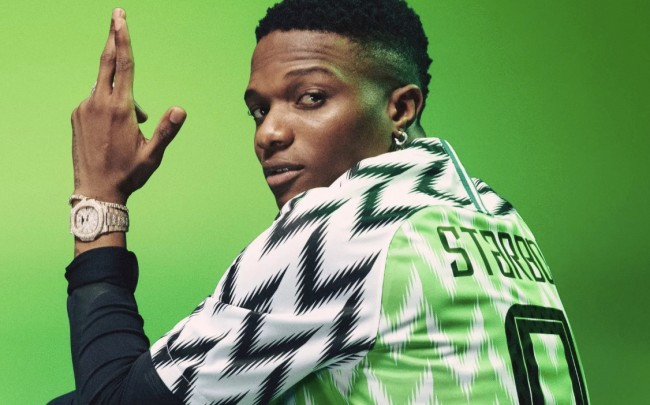 Nike Nigeria World Cup Kit