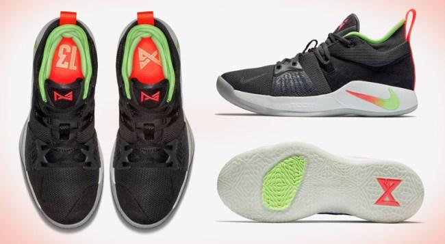 Nike PG 2 Hot Punch