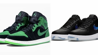 Xbox Air Jordan 1 Mid And PlayStation Nike Air Force 1 Low Celebrate Your Favorite Video Game Consoles