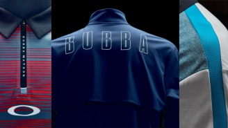 Oakley Just Launched A Sweet New Limited-Edition Bubba Watson Golf Collection