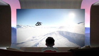 You Can Now Watch A Virtual 180-Inch Screen TV Wherever You Are With The New Oculus TV